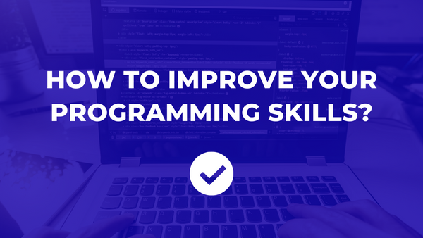 How to improve your programming skills