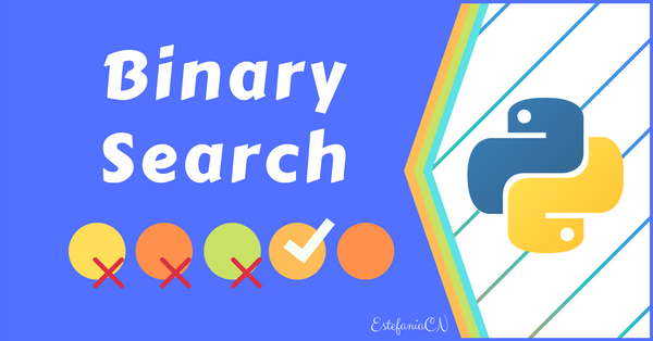 Binary Search in Python: A Visual Introduction