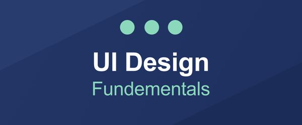 Learn UI design fundamentals with this free one-hour course