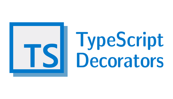 How to use TypeScript Decorators to write modular code and solve cross cutting concerns