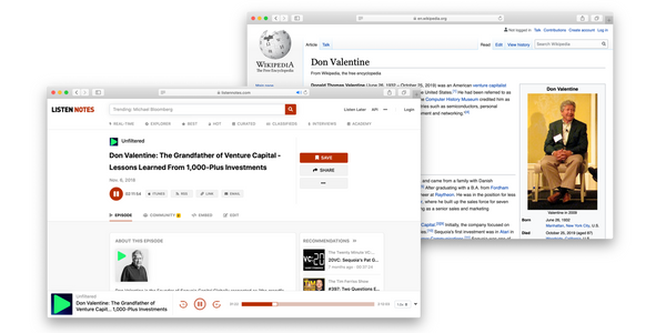 Why Podcasts Are My New Wikipedia – the  Perfect Informal Learning Resource