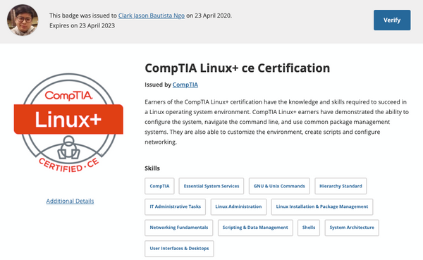 How I Passed the CompTIA Linux+ Exam