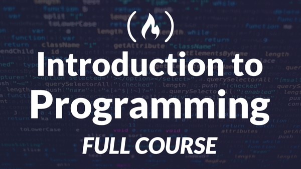 Learn the basics of computer programming and computer science with this free course