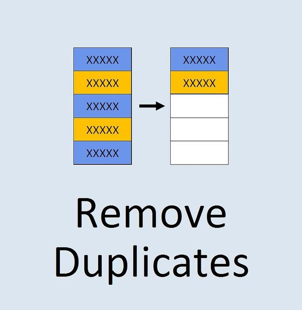 How to Remove Duplicates in Excel – Delete Duplicate Rows with a Few Clicks