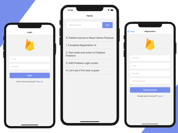 How to Build a React Native App and Integrate It with Firebase