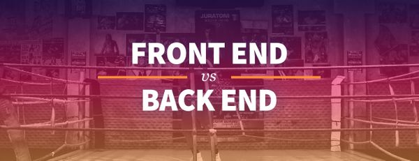 Front End Developer vs Back End Developer – Definition and Meaning In Practice