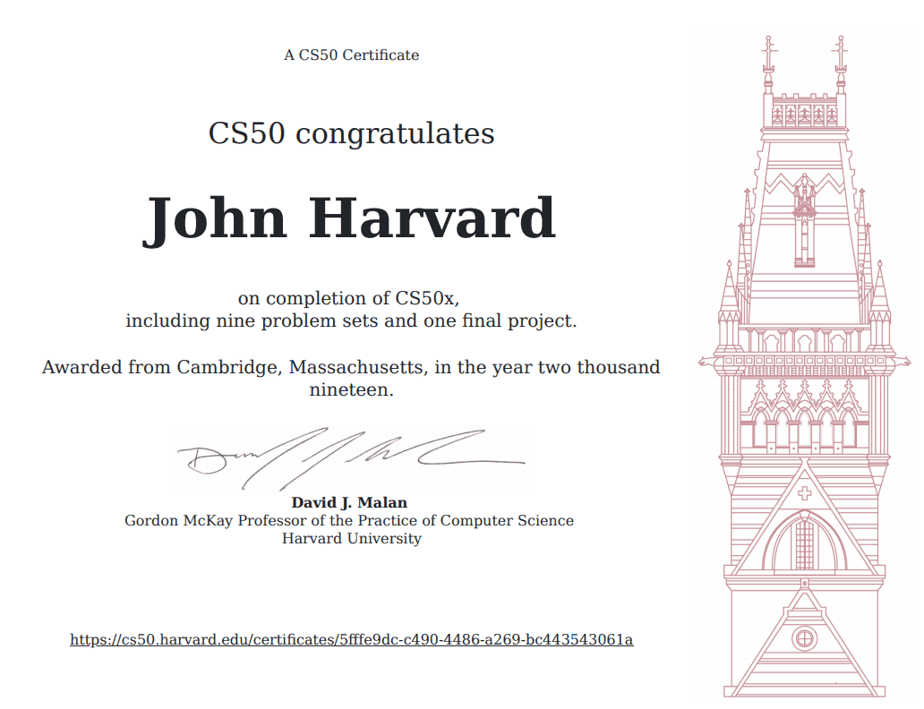 Harvard CS50 Guide: How to Pick the Right Course for You (with Free Certificate)