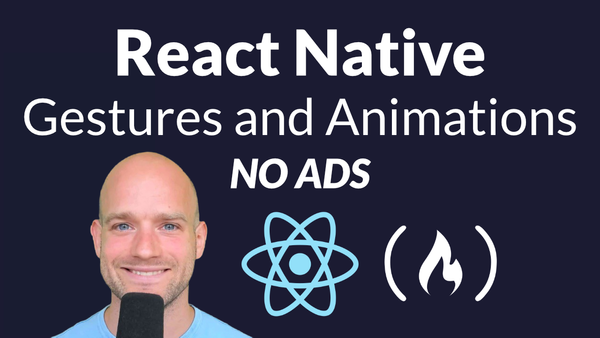 Add Gestures and Animations to React Native Projects