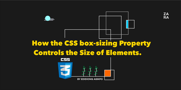 How the CSS Box-sizing Property Controls the Size of Elements