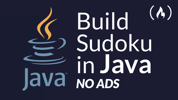 Build a Sudoku Java Desktop Application