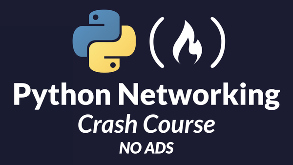 Learn networking in Python by building 4 projects