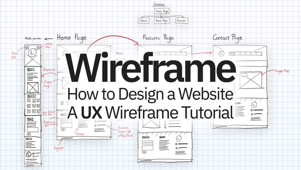 What is a Wireframe? This UX Design Tutorial Will Show You.