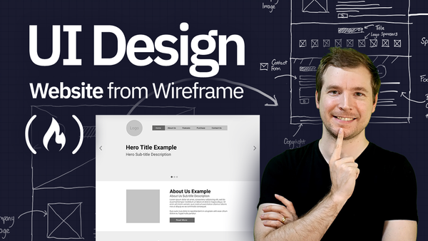 How to Design a Website Prototype from a Wireframe