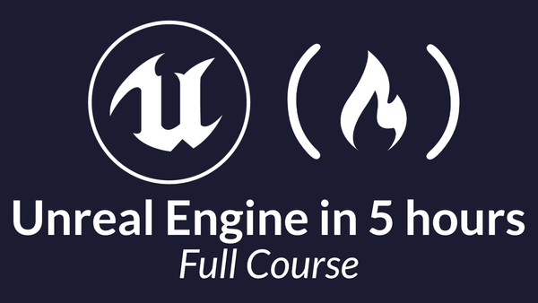 Learn Unreal Engine 4 by Coding 3 Games - A Free 5-hour Game Dev Video Course