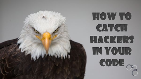 How to Catch Hackers in Your Code