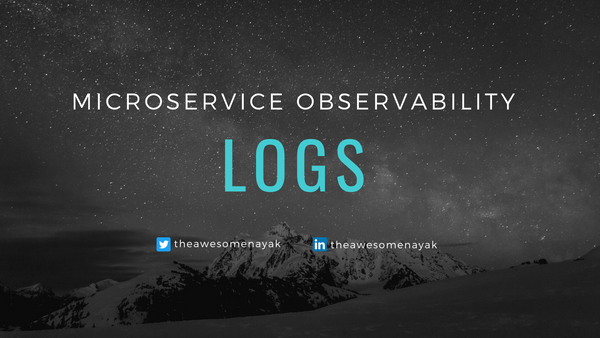 How to Handle Logs in Microservices