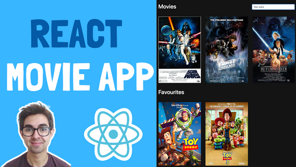 React Movie App Tutorial - Build A Fun Portfolio Project with React and the OMBD API