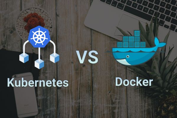 Kubernetes VS Docker: What's the Difference? Explained With Examples