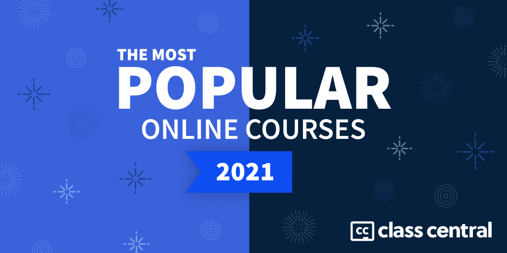 The Top 100 Free University Courses of the Year (Ranked by Popularity)