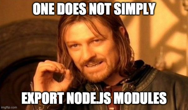Node Module Exports Explained – With JavaScript Export Function Examples