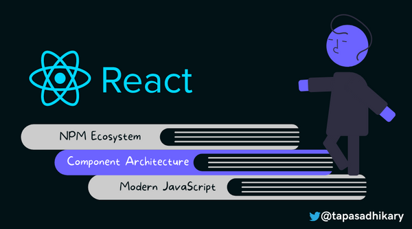 Image for React Tutorial – Learn React and JavaScript Programming Basics with Example Code