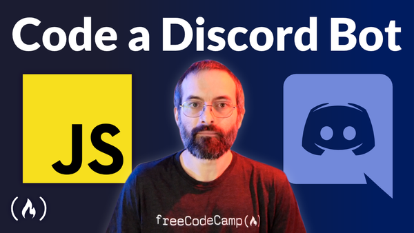 How to Create a Discord Bot for Free with JavaScript – Full Tutorial