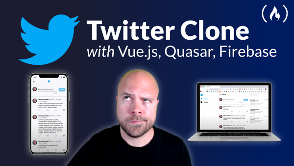 Image for Create a Cross-Platform Twitter Clone with Vue.js