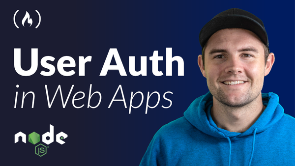 Image for User Authentication in Node.js with Passport.js and JWT – Full 6-Hour Course