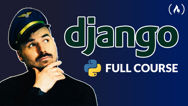 Image for Learn Django 3 and Start Creating Websites With Python