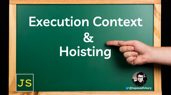 Image for JavaScript Execution Context and Hoisting Explained with Code Examples