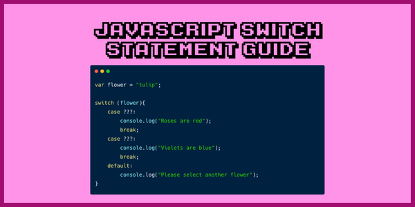 Image for JavaScript Switch Statement – With JS Switch Case Example Code