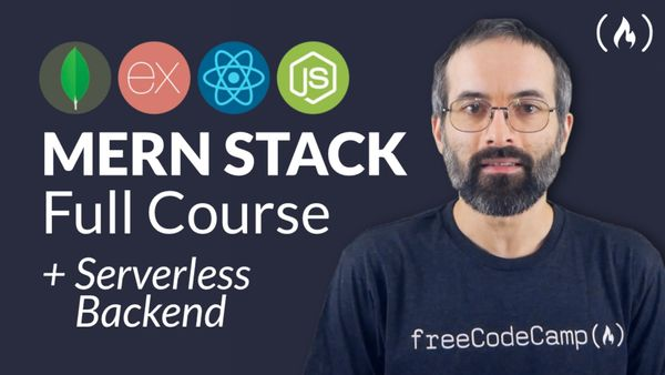 Image for Create a MERN Stack App with a Serverless Backend