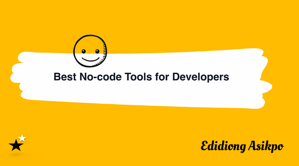 Image for The Best No-Code Tools for Developers in 2021