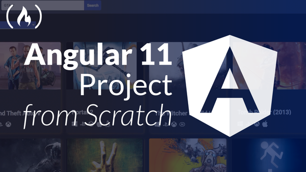 Image for Angular 11 Tutorial: Code a Project from Scratch