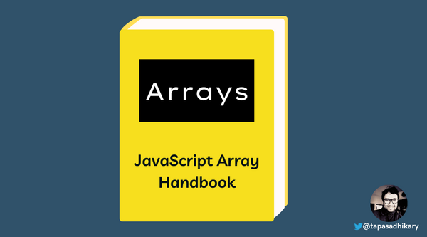 Image for The JavaScript Array Handbook – JS Array Methods Explained with Examples