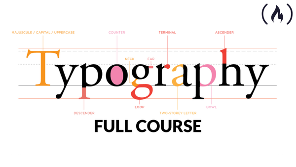 How to Design Good Typography - Free Treehouse Course